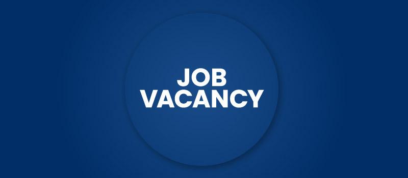 Job Vacancies – English